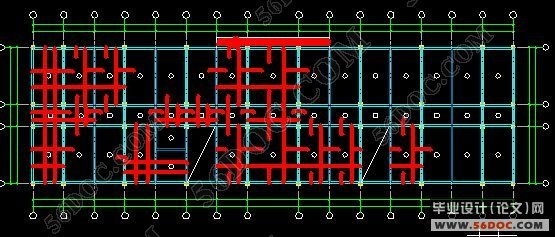 某框架结构特警训练大楼的设计
